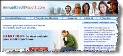 Check your credit annually at annualcreditreport.com