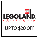 Members save at Legoland