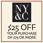 Fashion, style, savings with afca and New York & Co