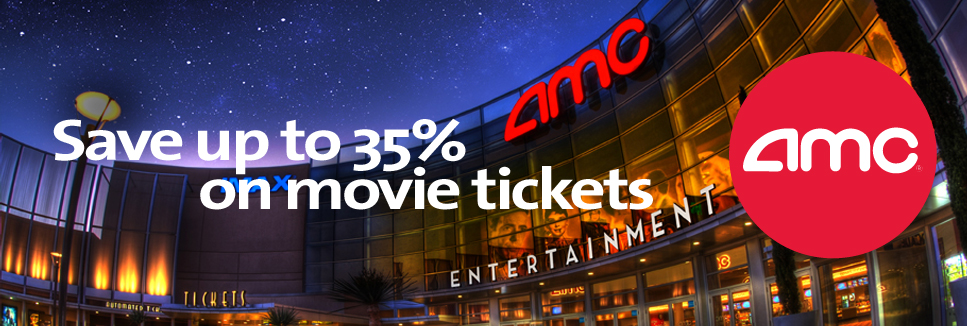 AMC Theater movie savings