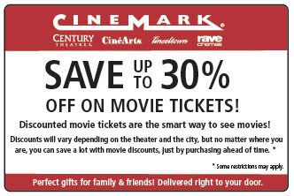 AFCA MySavings Members save big at the movies