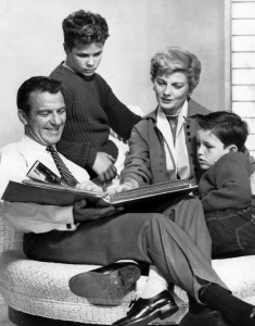 Ward Cleaver - a favorite TV dad